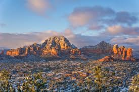 airport mesa sedona arizona an excellent lookout point to watch