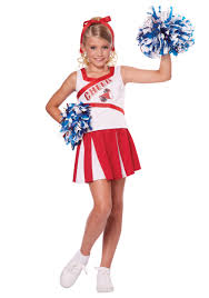 child high cheerleader costume
