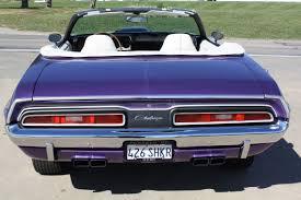 Dodge Challenger Convertible - 1971 dodge challenger convertible hemi tribute