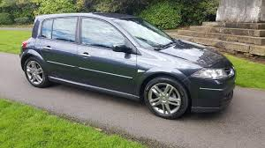 used renault megane gt for sale motors co uk