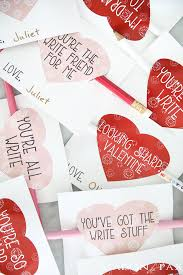 pencil sayings free printable valentines for maison de pax