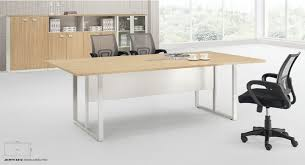 Commercial Desk Office Small Office Executive Desk Credenza And Mobile Witching