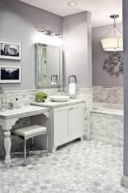 Marble Mosaic Floor Tile 30 Ideas On Using Hex Tiles For Bathroom Floors Marble Hexagon
