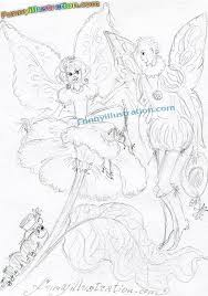 free printable thumbelina coloring pages pictures kids colouring