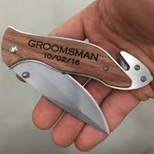 Monogrammed Pocket Knife Circle Monogrammed Pocket Knife Engraved Knife Personalized