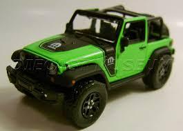 wrangler jeep green 2015 u002715 jeep wrangler green loose from mopar garage greenlight