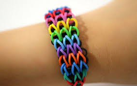 bracelet rubber bands maker images How to make a waterfall loom bracelet rubber band wate