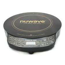 Nuwave2 Induction Cooktop Nuwave 12 In Pic Gold Precision Induction Cooktop In Black With