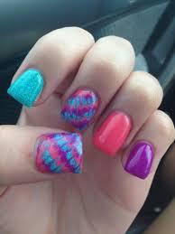 best 25 bright gel nails ideas on pinterest gel nails gel nail