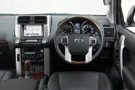 Toyota Land Cruiser Interior Toyota Land Cruiser V8 2008 2011 Interior Autocar