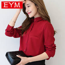 s plus size blouses brand blouse 2017 casual s sleeved solid