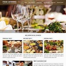 module cuisine jsr food catering joomla cuisine templates