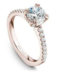 Rose Gold Wedding Rings by Rose Gold Engagement Rings