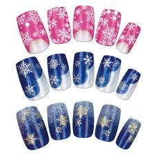 material enviromental friendly adhesive nail stickers 2d design 24