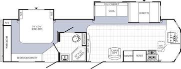 Puma Travel Trailer Floor Plans 2014 Palomino Puma 32 Fksl Park Model Owatonna Mn Noble Rv Iowa
