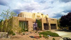 Pictures Of Stucco Homes by Exterior Barrier Spray Foam Magazine