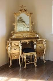 Antique Bedroom Vanity 107 Best Vanity Images On Pinterest Vintage Vanity Antique