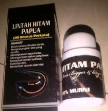 Minyak Lintah Papua Hitam minyak lintah hitam papua bellasova
