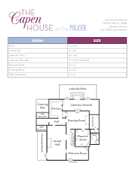 house floor plans com floor plan capen house wedding u0026 events venue in winter park