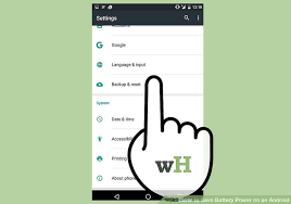 save battery on android 5 easy ways to save battery power on an android wikihow