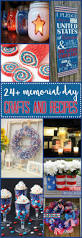 memorial day crafts a collection of 24 memorial day crafts and