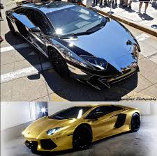 lifted lamborghini autojosh airtime giveaway chrome vs gold lamborghini aventador