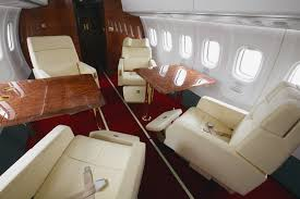 Private Jet Interiors Ideas U0026 Tips Fantastic Luxury Private Jet Interior With Glossy