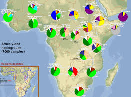 Haplogroup World Map by Leherensuge Nice Y Dna Map Of Africa