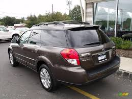 subaru outback xt 2009 deep bronze metallic subaru outback 2 5xt limited wagon