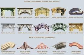 classical decorative marble door frame with statue buy marble