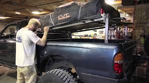 Ford F 150 Truck Bed Tent - frankenfab bed rack youtube