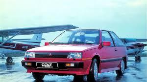 mitsubishi colt 1986 mitsubishi colt turbo 3 door u00271984 u201388 youtube