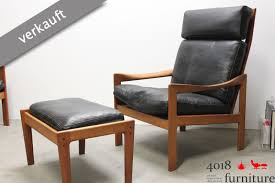sessel mit hocker design 4018 furniture de archiv