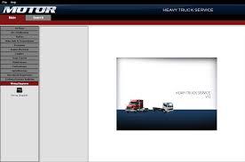 motor heavy truck service v13 0 2014 repair manual heavy