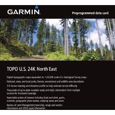 Garmin Usa Maps by Amazon Com Garmin Topo 2009 Northeast U S Map Microsd Card