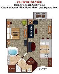 disney wilderness lodge 1 bedroom villa floor plan memsaheb net