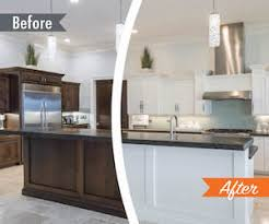 painting kitchen cabinets mississauga cabinet door replacement n hance wood refinishing south