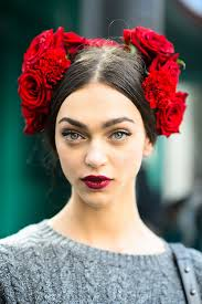 hair style for spring 2015 bellissima the most gorgeous street style stars of milan fashion