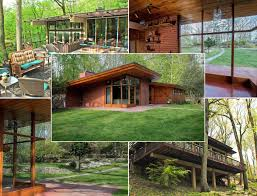 frank lloyd wright style homes for sale upstate homes for sale frank lloyd wright s usonian vision