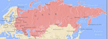 map of ussr u s s r map thinglink