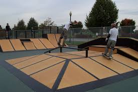 outdoor skate park derry township