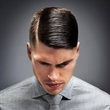 hard part hair men men s hard part haircut unique most popular hard part hairstyles