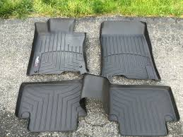 lexus all season floor mats fs weathertech all weather floor liners for 2010 acura tsx may