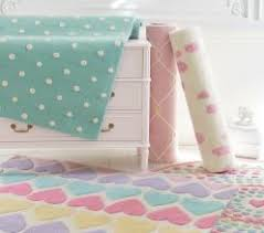 Pink Rug Nursery Kids U0026 Nursery Rugs And Curtains Pottery Barn Kids