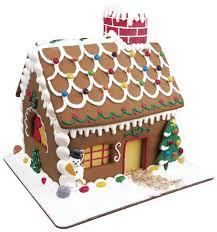 gingerbread house making kit for gluten free building bliss