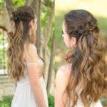 Schnelle Frisuren F Lange Haare Offen by Schnelle Frisur Lange Haare Offen Trends Frisure
