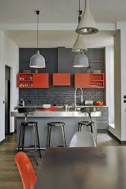 le pour cuisine moderne le gris dans la cuisine cocon de décoration le