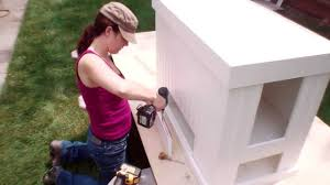 make a cat litterbox that u0027s also a bench youtube