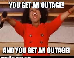 Memes Centre - outages call center memes