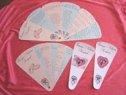 fan wedding program kits wedding invitations fresh fan wedding invitation ideas best